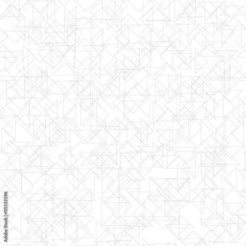 Seamless Random Geometric Pattern