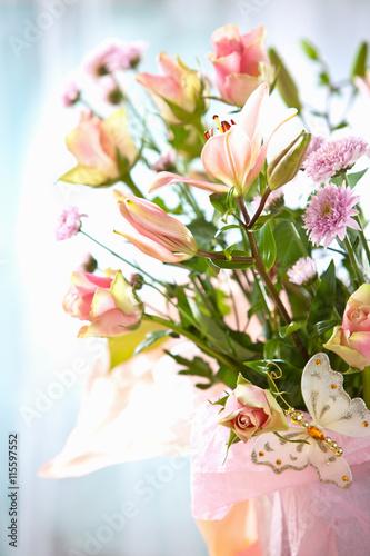 Zdjęcia na płótnie, fototapety, obrazy : bouquet of flowers