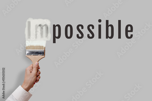 Impossible make it possible