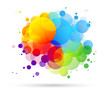 Basic RGBsfondo, cromoterapia, colori forme, arte