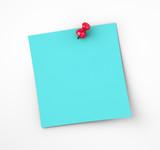 Blank post it note - 115663346