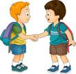 Kids Boys School Introduction