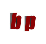 bp logo initial red and shadow
