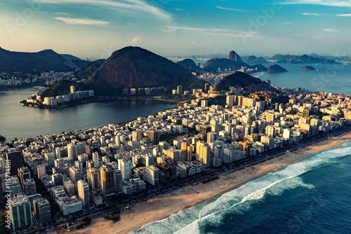 Poster Ipanema, Rio de Janeiro