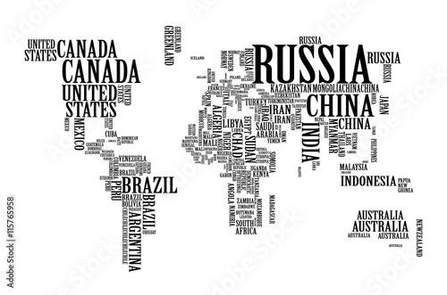 mapa-swiata-z-nazwami-krajow-list-map-swiata