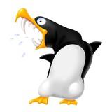 pinguino feroce