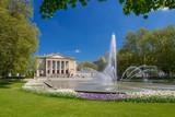 Poznan, Poland, very famous opera house - 115828918
