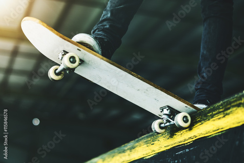 Skateboard Extreme Sport Skater Park Recreational Activity Conce