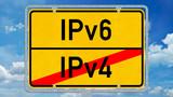 osg7 OrtsSchildGrafik osg - Ortsschild mit der Aufschrift IPv6 und IPv4 - 16zu9 g4526
