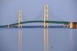 Mackinac suspension bridge