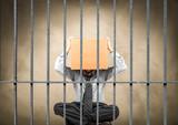 concetto di prigionia nelle proprie paure e stati d
