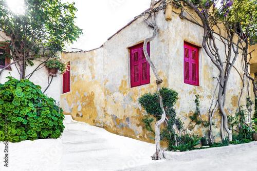 Zdjęcia na płótnie, fototapety, obrazy : Plaka, Athens, Greece