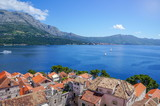 Korcula island in Croatia, Europe. Summer destination - 115947767