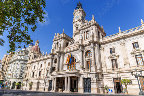 Valencia City Hall, Spain