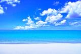 夏の宮古島 長間浜ビーチ