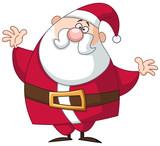 Funny santa