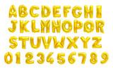Fototapety English alphabet