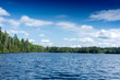 contryside ontario canada nature water lake sunny