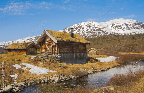 A mountain cottage in Norway 2