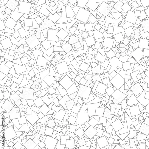 Seamless Random Rectangle Pattern