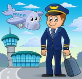 Aviation theme image 1