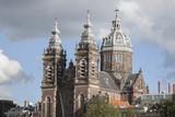 Saint of Nicholas Church, Amsterdam; Holland
