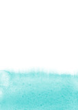 Light blue watercolor background - 116193304