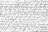 Fototapety Blue brick wall