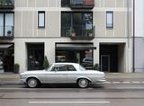 Mercedes Coupe Oldtimer