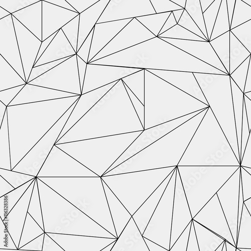 geometryczny-prosty-czarno-bialy-minimalistyczny-wzor-trojkaty-lub-witraze-moze-byc-uzywany-jako-tapeta-tlo-lub-tekstura