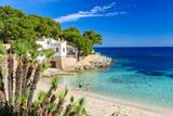 Fototapety Cala Gat at Ratjada, Mallorca - beautiful beach and coast