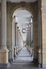 Karlovy Vary, Czech republic, colonnade       © Bruder