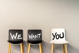 Fototapety Job Recruiting