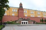Средняя Арсенальная башня (Граненая). Кремль. Москва