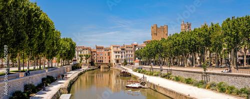 Papiers peints Photos panoramiques Panorma von Narbonne