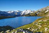 Triebtenseewli, iyllischer Alpensee im Berner Oberland mit Blick auf Gärstenhörner