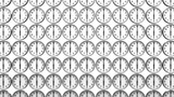 Clocks On White Background.
