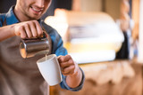 Process of coffee making