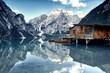 Quadro Dolomiten - Bergwelt in den Alpen