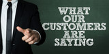 What Our Customer Are Saying