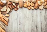 Freshly baked bread - 116754726