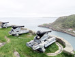 Newfoundland the cannons on Signal Hill 2016
