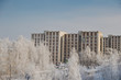Winter cityscape 6287.