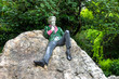 Irland - Dublin - Merrion Square Park - Oscar Wilde - 116877706