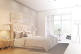 Entwicklung von Schlafzimmer