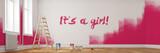Kinderzimmer für Mädchen renovieren