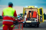 Fototapety Emergency medical service