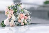 a beautiful delicate bouquet - 116943946