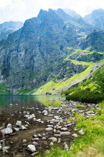 black-pond-polish-czarny-staw-high-tatra-mountains