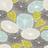 Seamless pattern with beautiful gentle bindweeds. It can be used